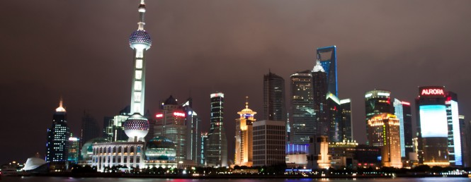 Escorted tours to Shanghai - Shanghai Skyline