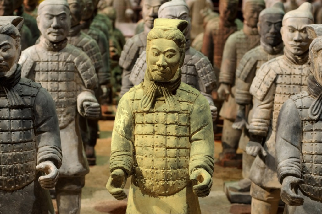 Highlights of China Tour Terracotta Army