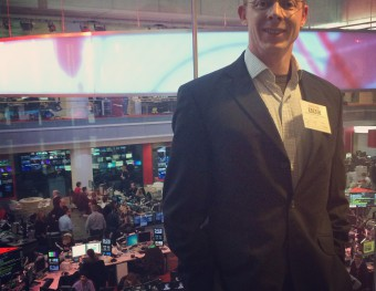 Greg Stoneham at BBC world Business Report