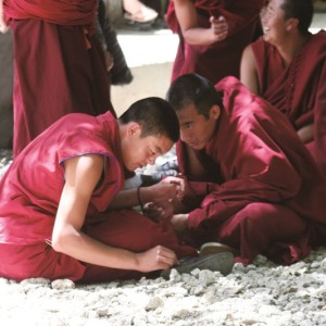 Tibetan Monks Sera Monastery Asian Horizons